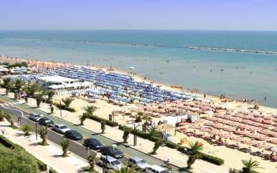 Spiaggia di Villa Rosa