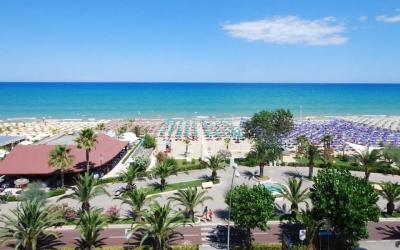 Alba Adriatica, spiaggia