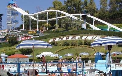 Acquapark Onda Blu, scivolo