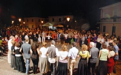 La borgata che danza a Bellaria