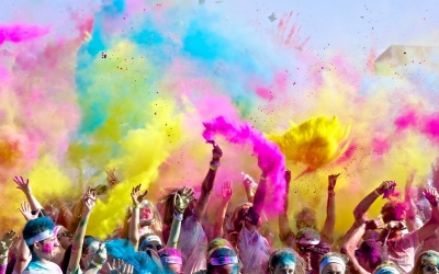 The Color Run a Rimini