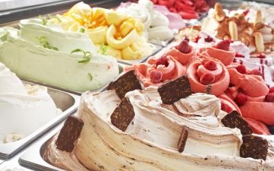 Cono gelato artigianale