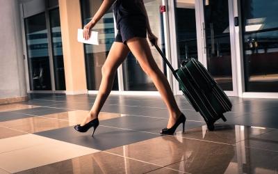 In viaggio con valigie