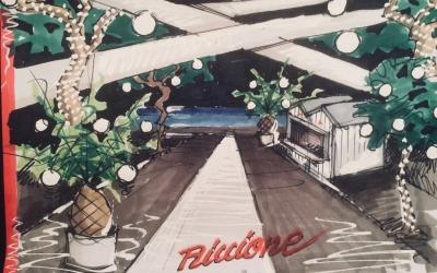 Villaggio di Natale a Riccione