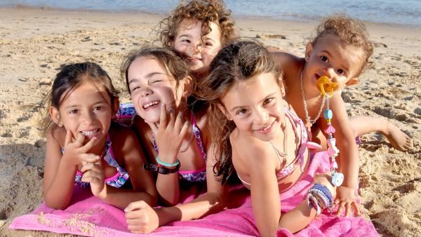 Angebot 4-11 august in den All-inclusive-hotel mit Schwimmbad, Animation und Strand