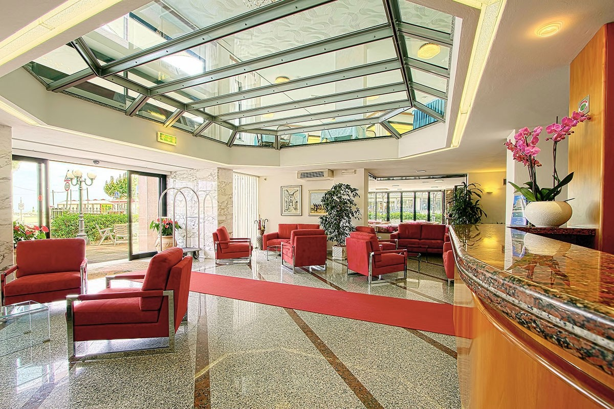 Le fotografie dell\'Hotel Colorado di Cesenatico 4 stelle
