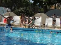 E i tuffi tutti insieme nella piscina del Donegal?<br>Troooppo bello! :-)