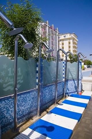 Hotel Riccione Con Spiaggia Convenzionata Maris Stella