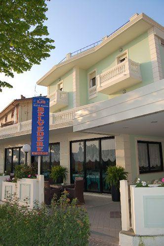 Hotel nuovo belvedere in rimini angebote preise 2015 und fotos - Hotel nuovo giardino rimini ...