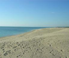 Spiaggia libera a Misano Adriatico