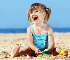Festival dei bambini sulle spiagge di Cesenatico