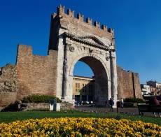 Arco d'Augusto di Rimini
