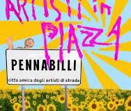 Manifesto artisti di strada