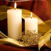Natale a Rimini, candele