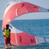 Paracadute in acqua a Riccione