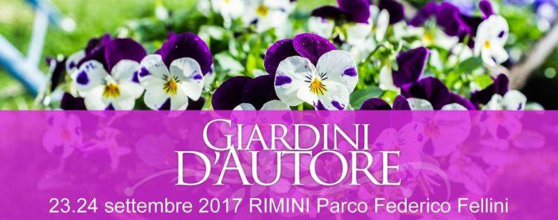 Giardini d 39 autore a rimini entra in for Arredi d autore