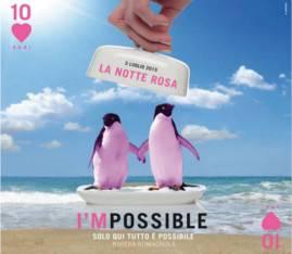 Manifesto Notte Rosa 2015
