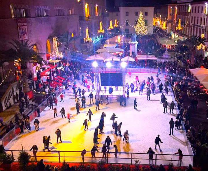 Rimini Christmas Square