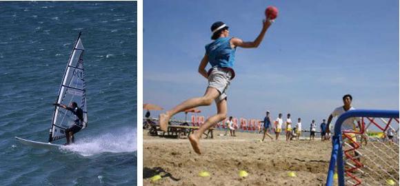 Riviera beach games nei Lidi Ravennati