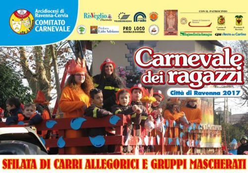 Carnevale dei Ragazzi a Ravenna