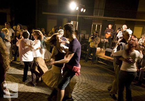 Bellaria Borgata che danza