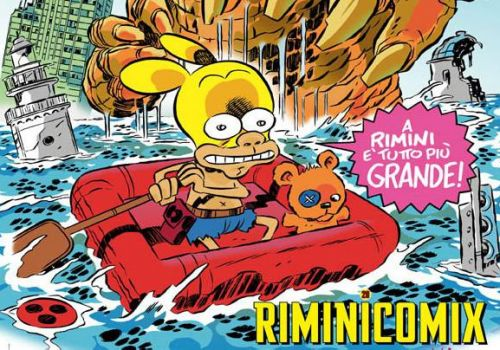 RiminiComix e Cartoon Club