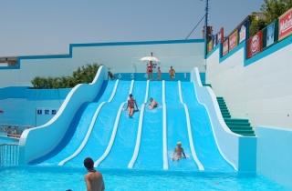 Acquapark Onda Blu il parco acquatico di Alba Adriatica