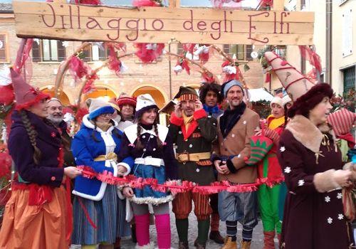 Il magico Villaggio degli Elfi a San Giovanni in Marignano