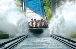 Mirabilandia, il parco divertimenti della Riviera Adriatica
