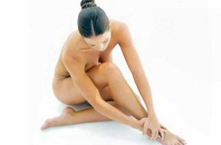 Donna in relax , centro termale di Cervia