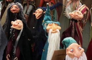 Arrivano dal Mare a Cervia, Festival del Teatro di Figura