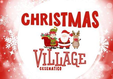Christmas Village, la magia del Natale a Cesenatico