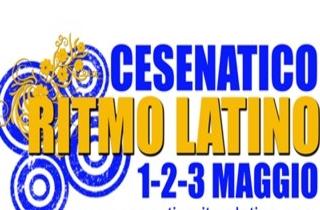 Cesenatico Ritmo Latino, danze e musica ponte del 1 maggio