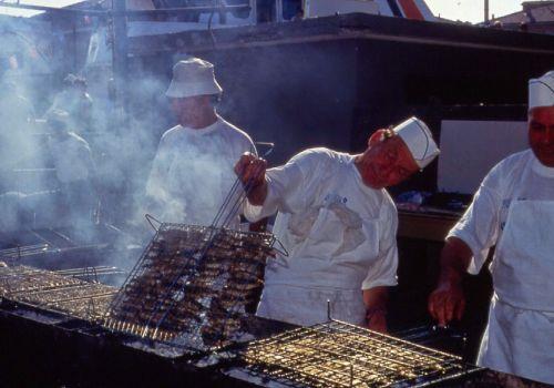 Rustida dei Pescatori 2017 a Cesenatico