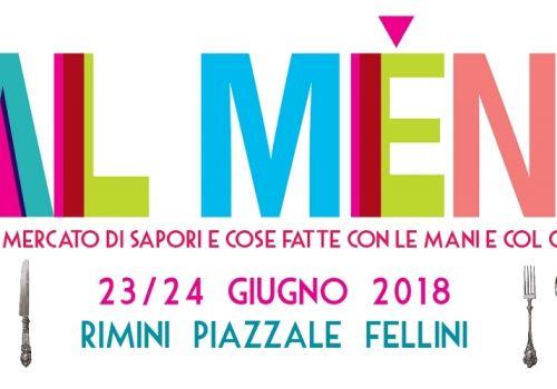Al Meni Rimini 2018, il Circo Mercato dei sapori
