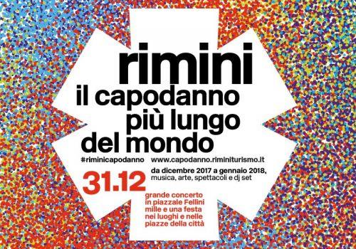 Capodanno Rimini 2018