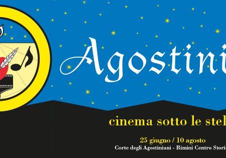 Agostiniani Rimini: il cinema sotto le stelle