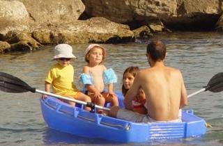 Rimini per la famiglia in vacanza al mare