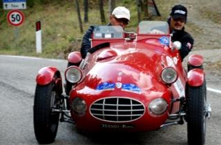 Gran Premio Nuvolari 2014, Rimini una tappa del percorso