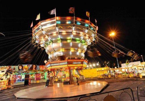 Luna park alla Fiera di San Martino