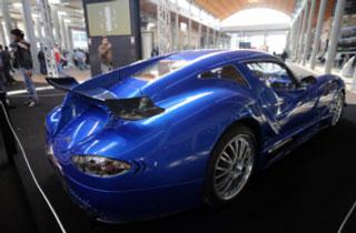 My Special Car Show 2009 alla Fiera di Rimini