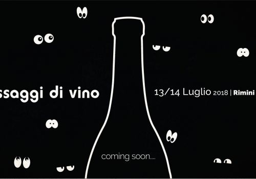 P.Assaggi di Vino 2018 a Rimini