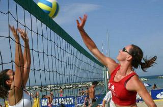 Beach Volley a Rimini