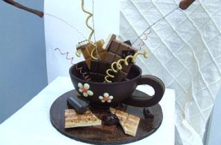 Tazza di cioccolato al Sigep