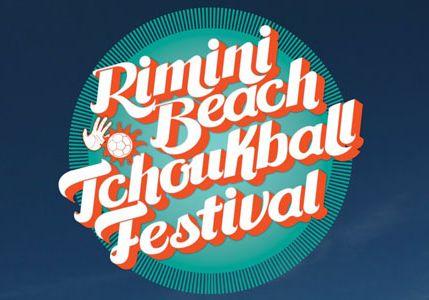 Tchoukball 2017 in spiaggia a Rimini
