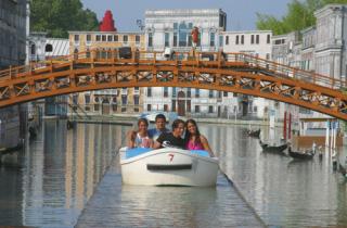 Italia in Miniatura, il parco tematico di Rimini