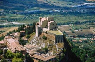 Cene medievali alla Rocca di Verucchio