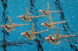 Programma 2009 stadio del Nuoto di Riccione