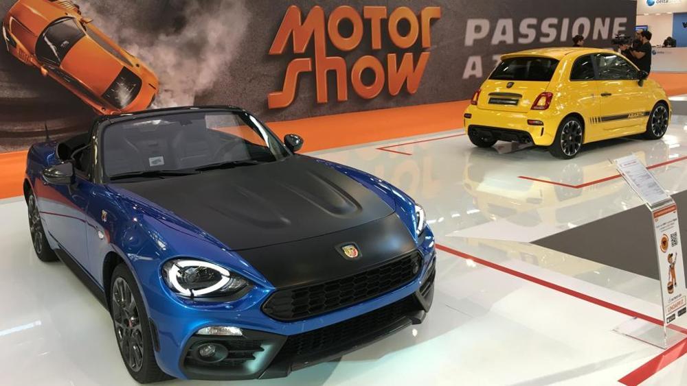 Motor Show Bologna 2017