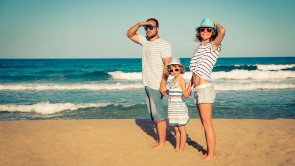 Vacanze di Maggio al mare